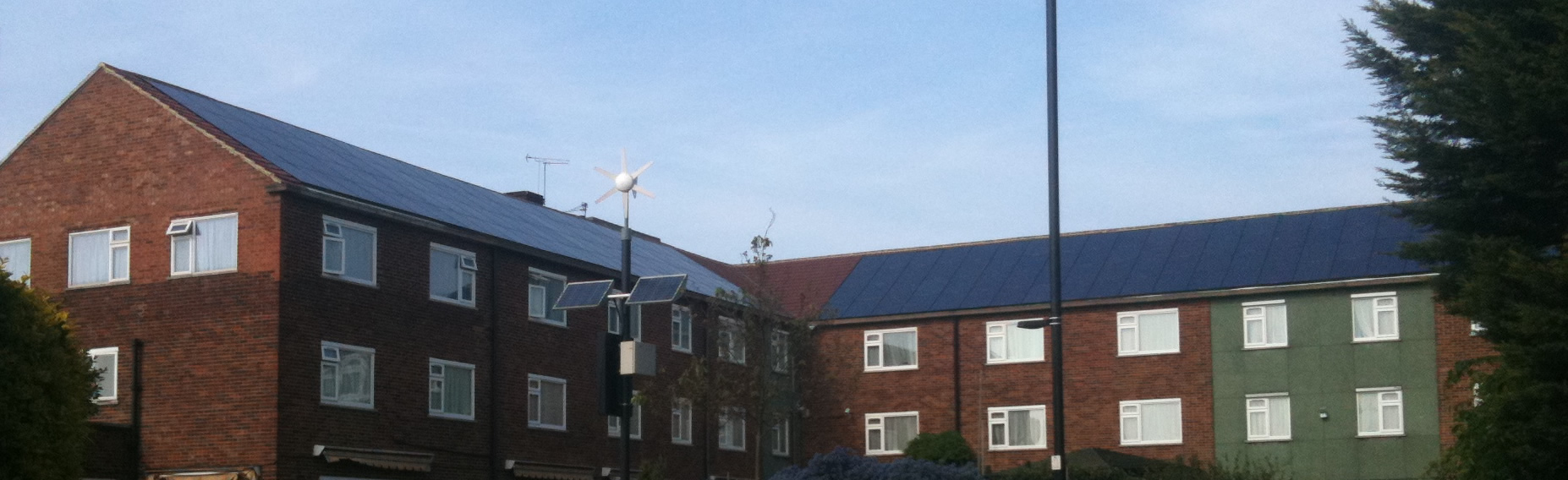 Solar Pv Case Study Residential Care Home West London