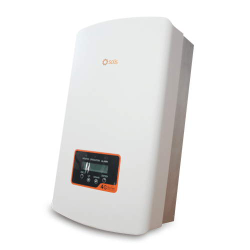 Solis 4G Series Solar PV Inverter