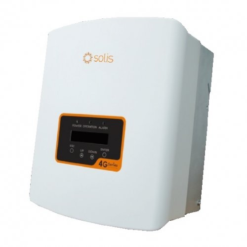 Solis mINI 4G Series Solar PV Inverter