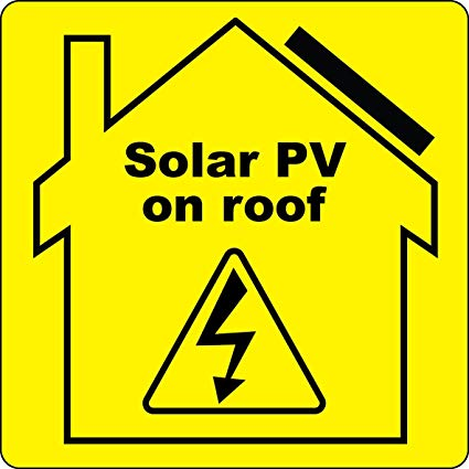 Solar PV Servicing - Labelling & Identification