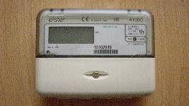 Solar PV System Power Generation Meter