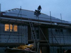 Roof Integrated Solar PV Installers