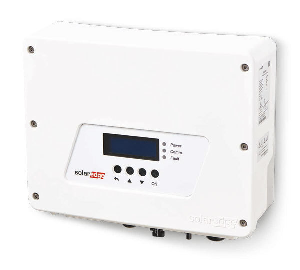 Repair SolarEdge Inverter