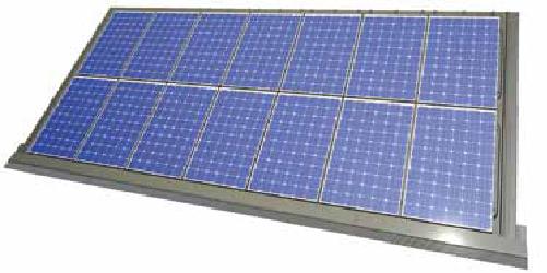Slimline Solar PV Roof Integration