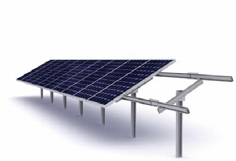 Ground Mount Solar PV System