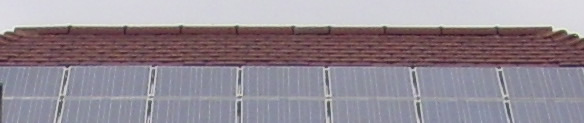 Roof Integrated Solar PV Panel Mounting Systems